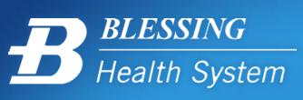 blessing hospitals